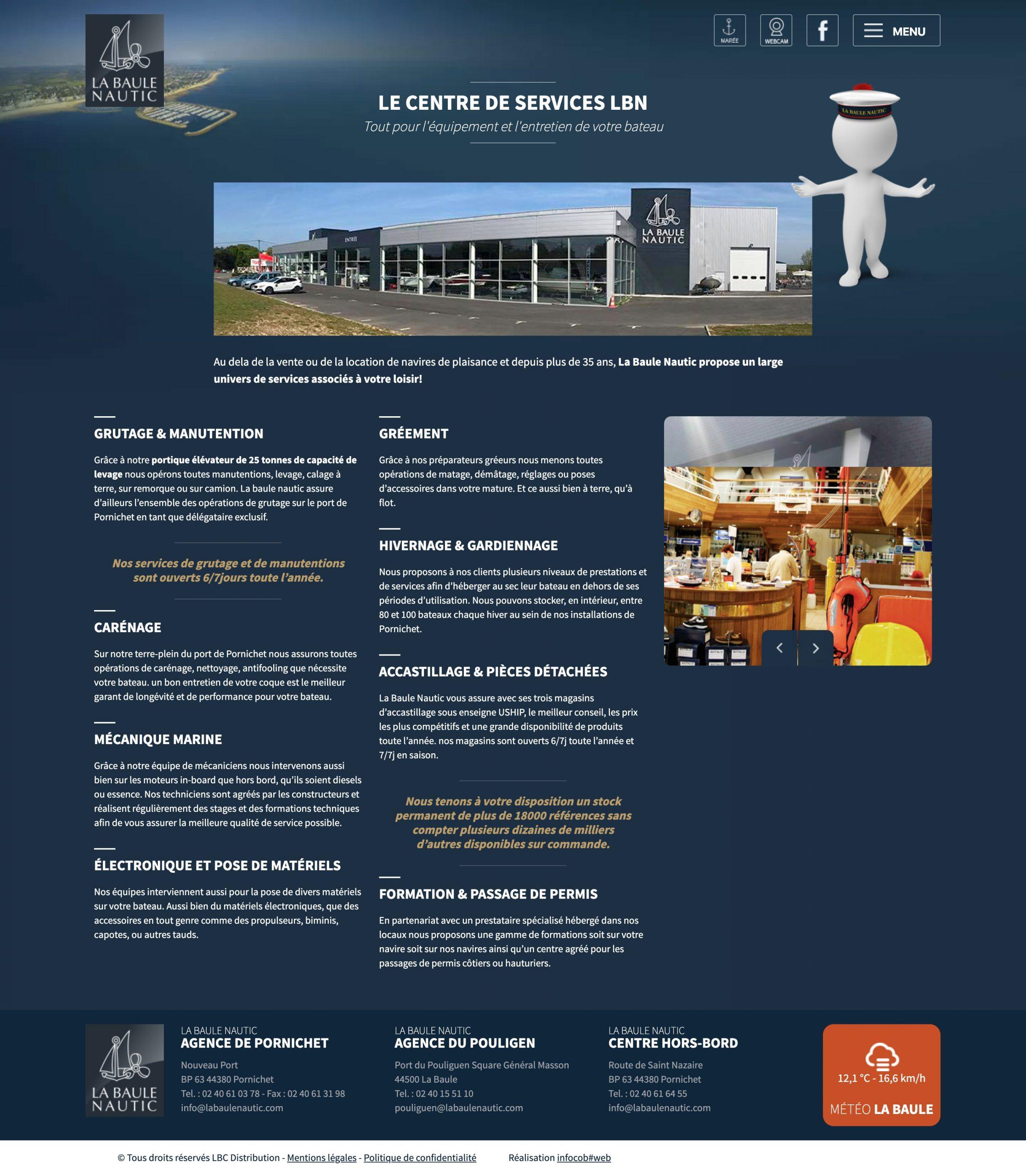 Groupe LBC Nautic