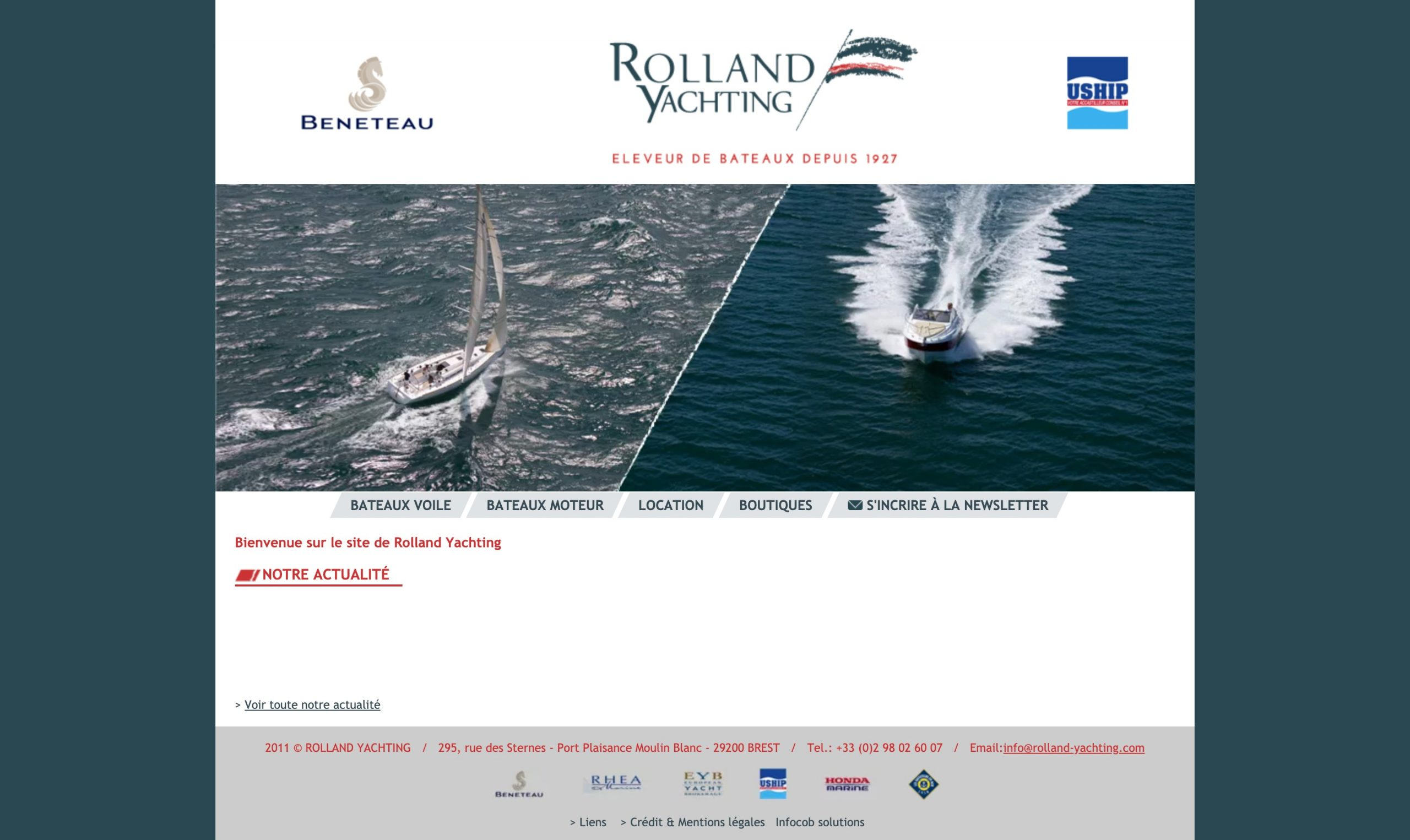 Rolland Yachting